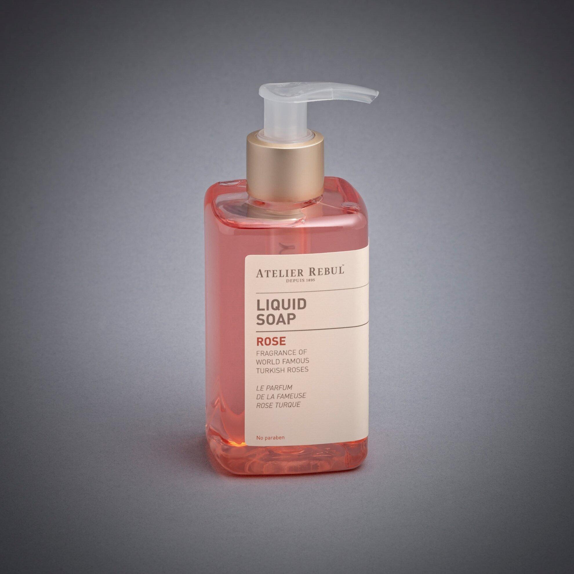 Gül Sıvı Sabun 250 ml