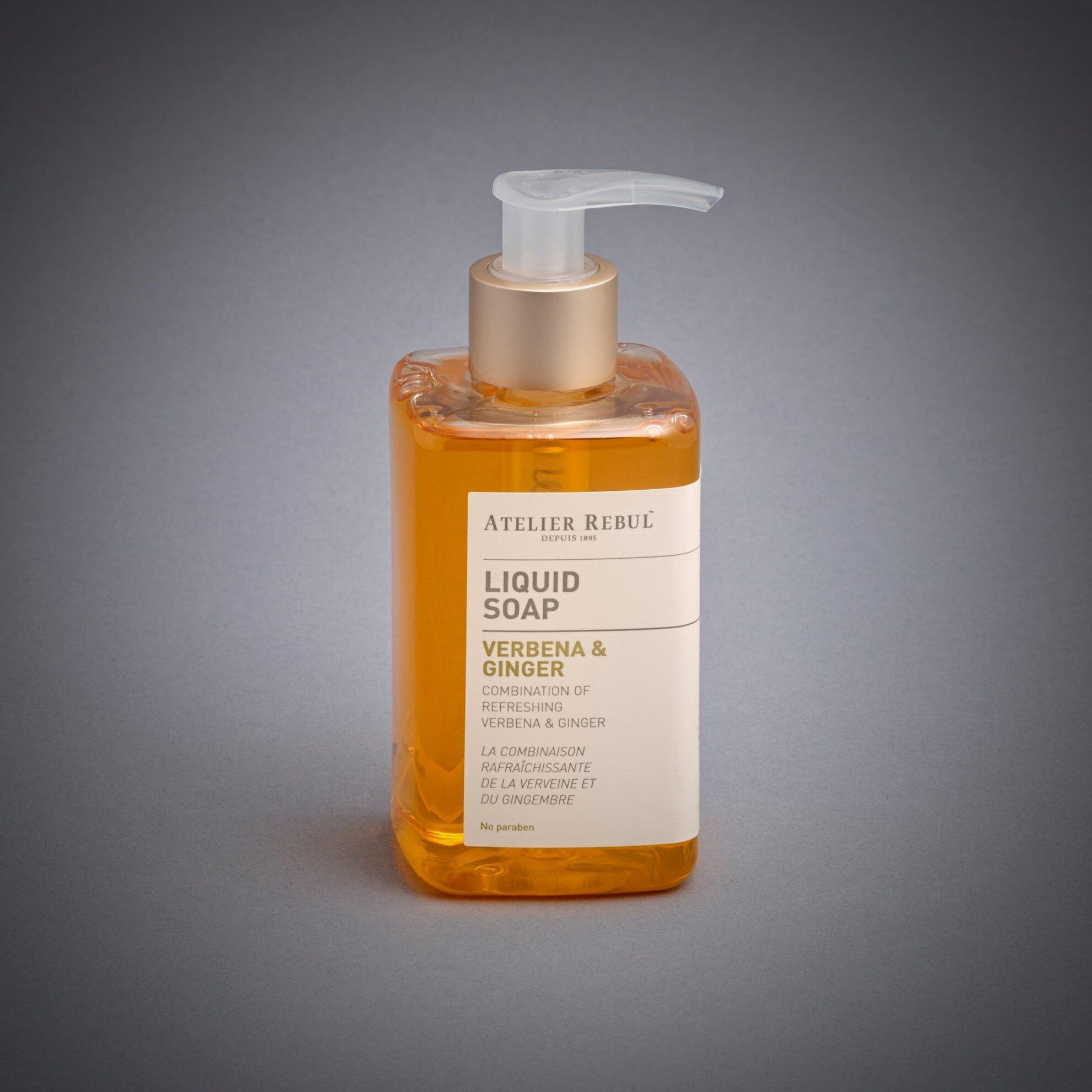 Mine Çiçeği & Zencefil Sıvı Sabun 250 ml