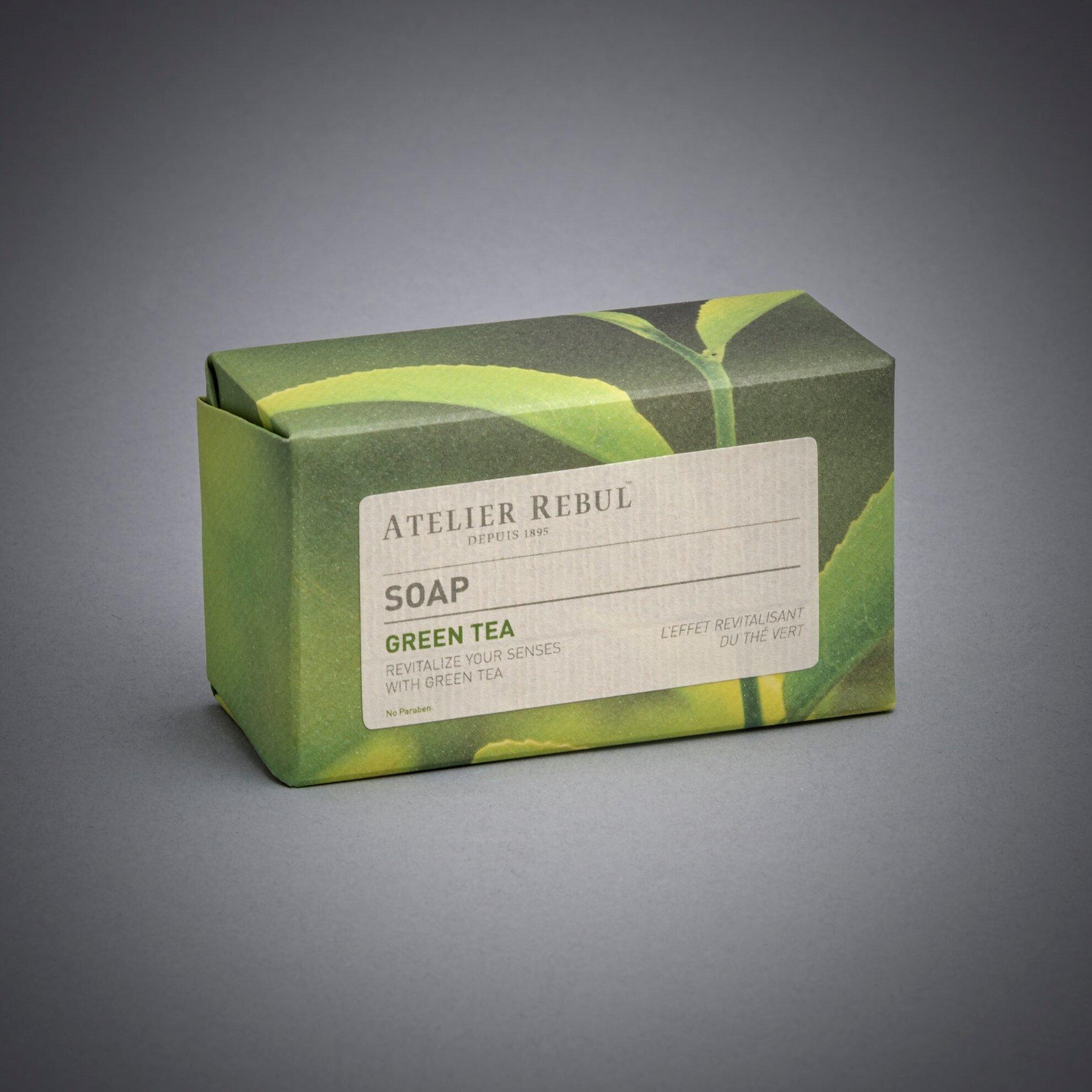 Yeşil Çay Sabun 150 gr