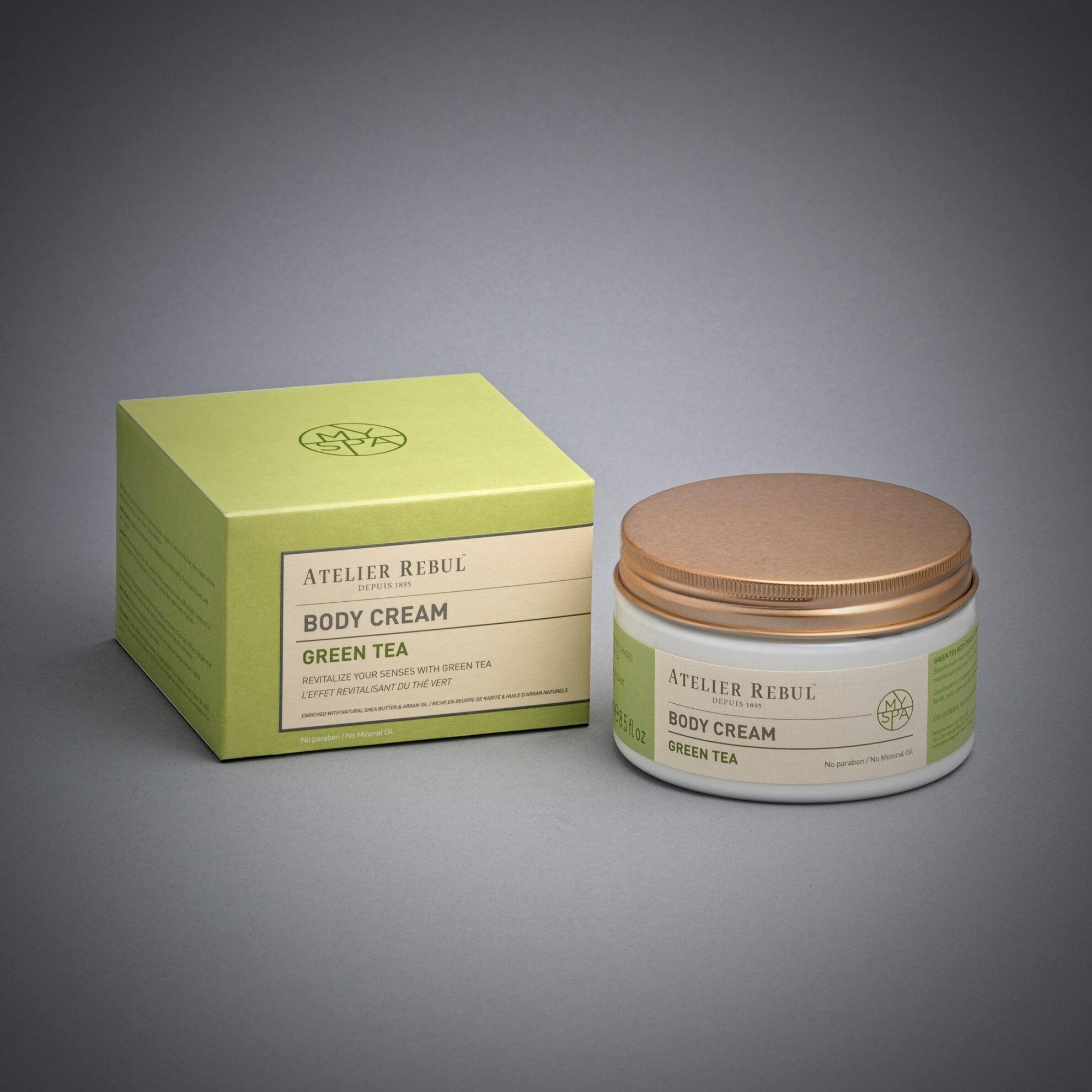Yeşil Çay Vücut Kremi 250 ml