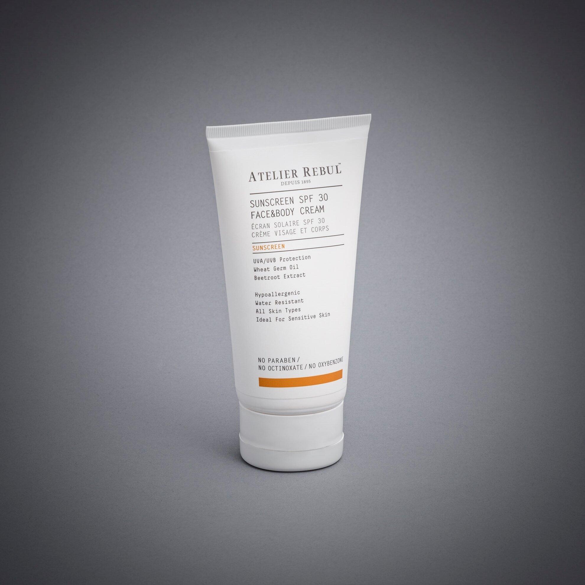 Güneş Koruyucu Yüz & Vücut Kremi SPF 30 150 ml