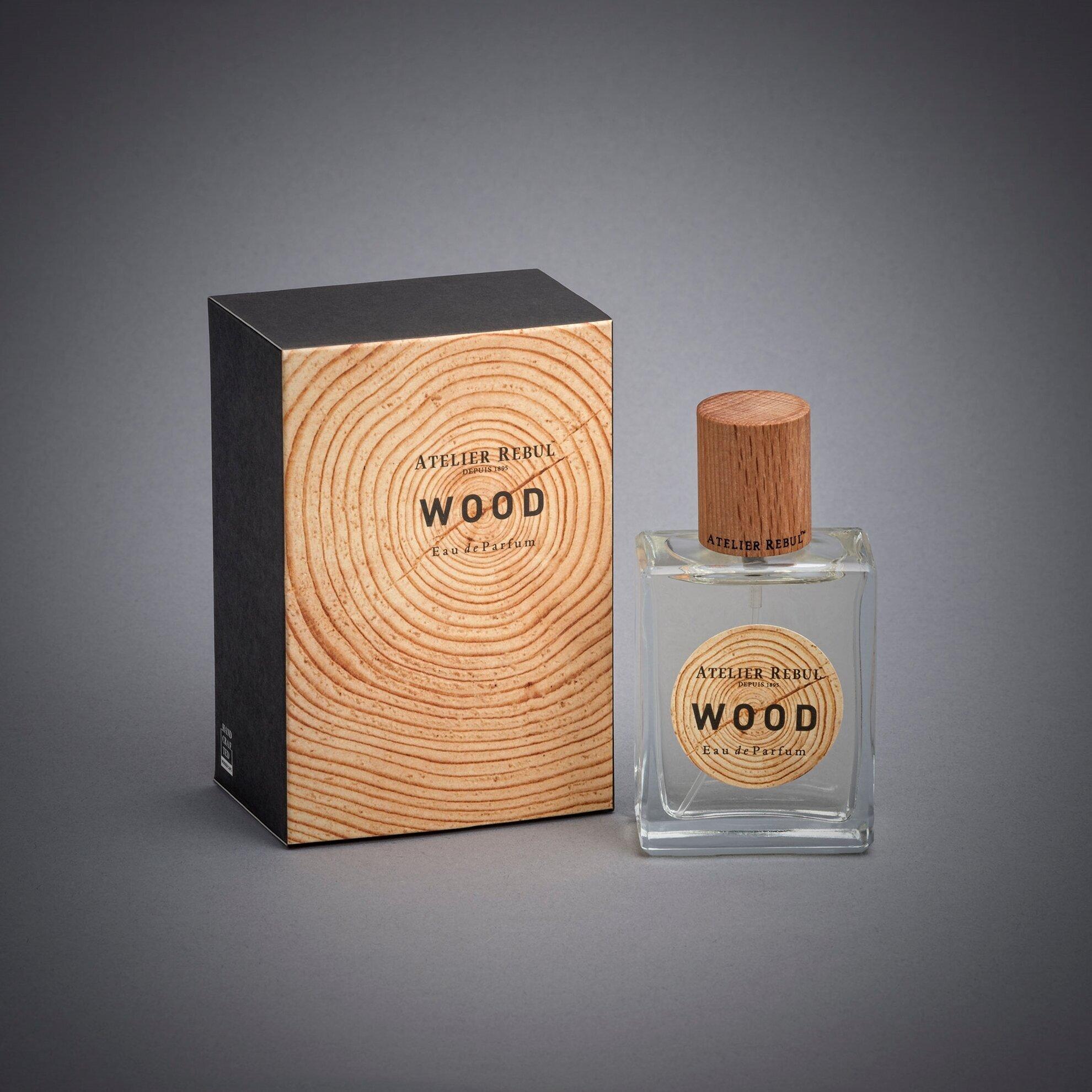 Wood Eau de Parfum 50 ml