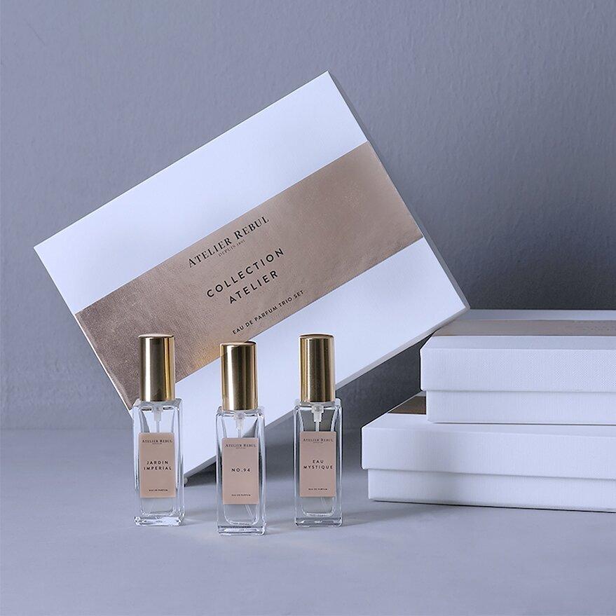 Collection Atelier Eau De Parfum 12 ml 3'Lü Set