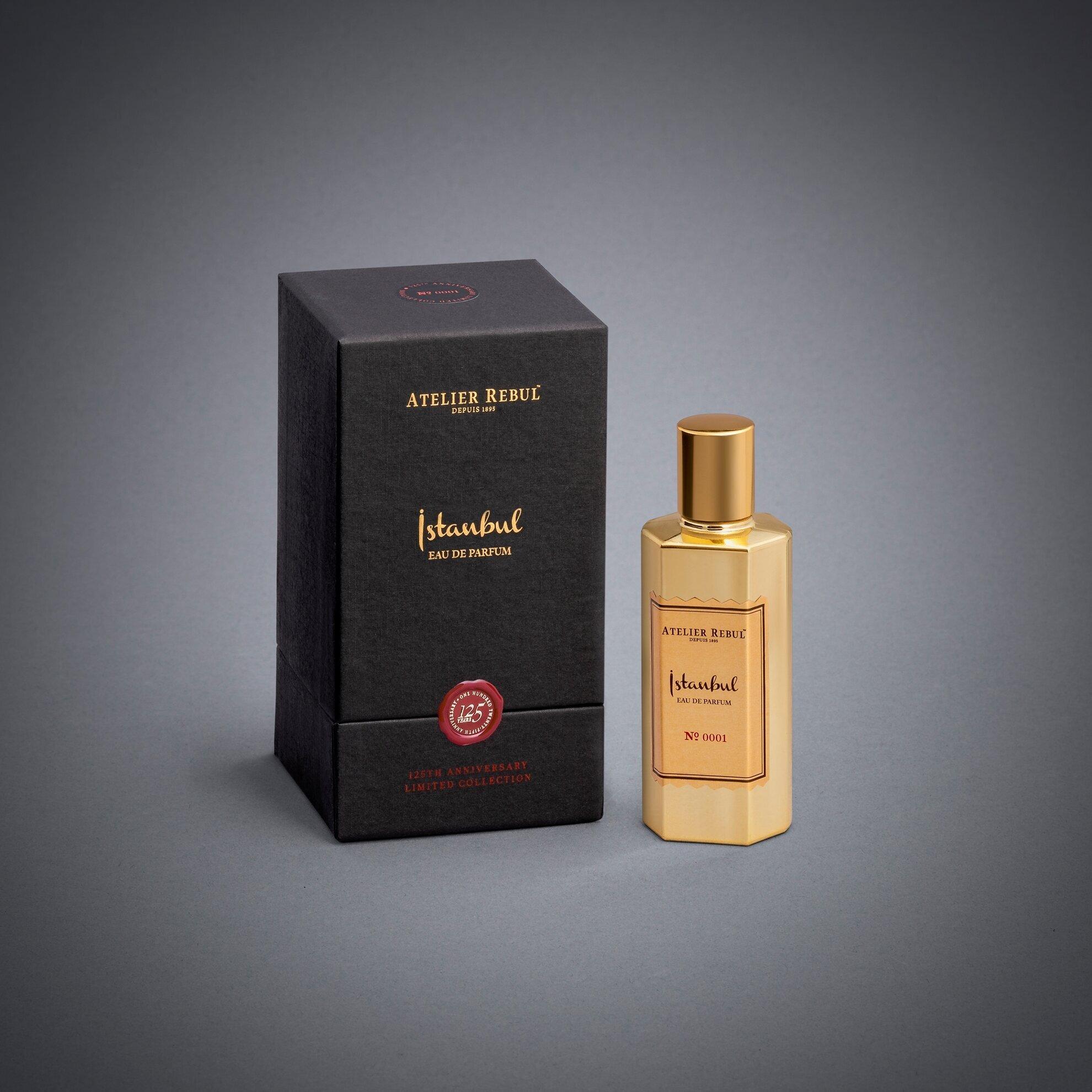 İstanbul Eau de Parfum Limited Gold Collection 125 ml