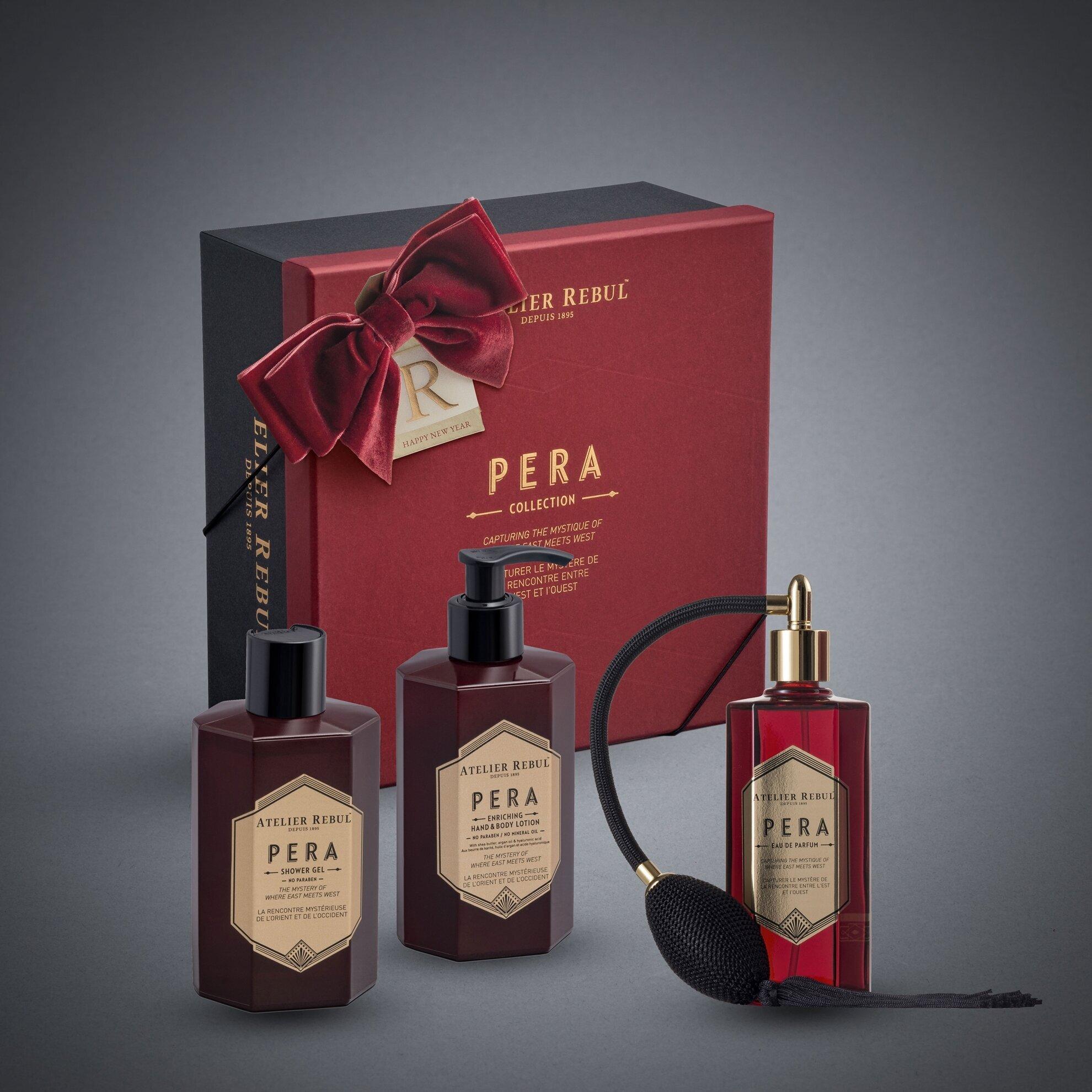 Pera Parfüm Set
