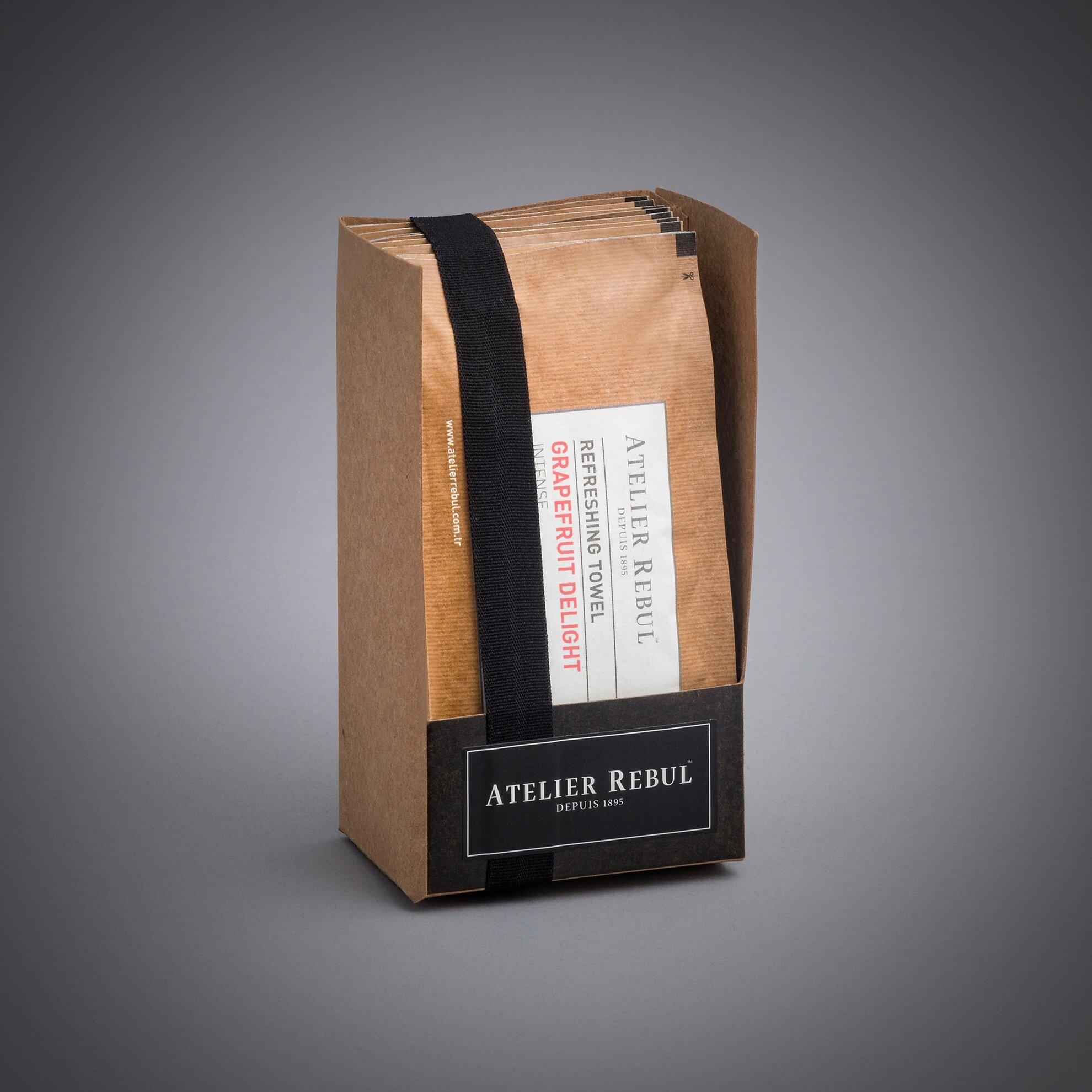 Greyfurt Kolonyalı Mendil 10'Lu Paket