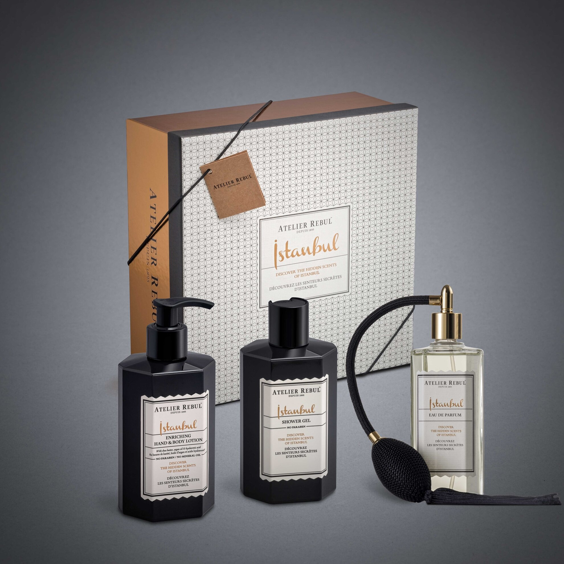 İstanbul Parfüm Seti