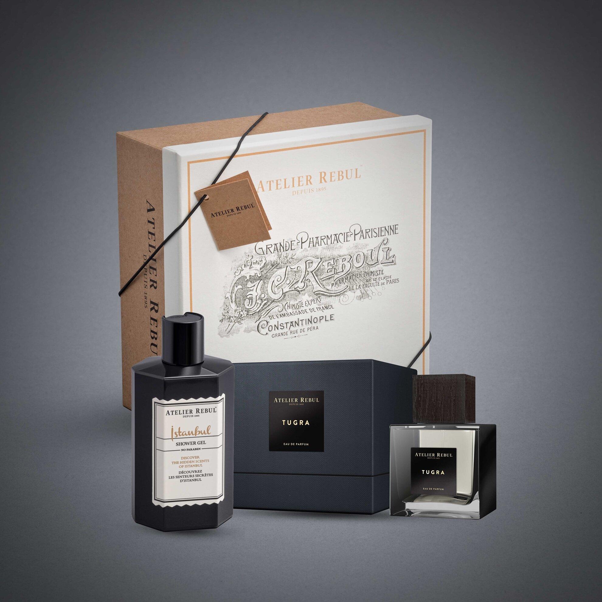 Tugra Parfüm Seti
