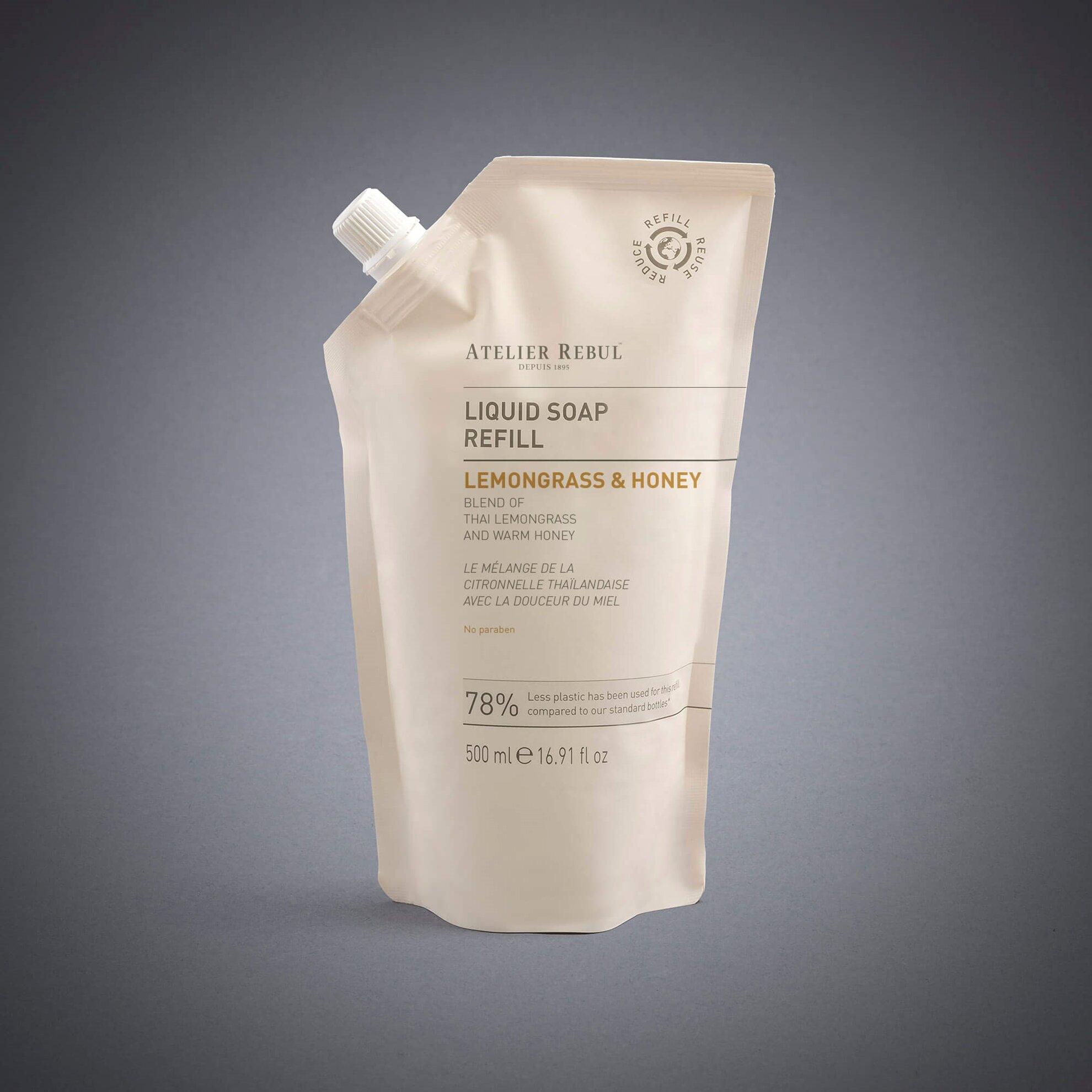 Limonotu & Bal Sıvı Sabun 500 Ml Refill