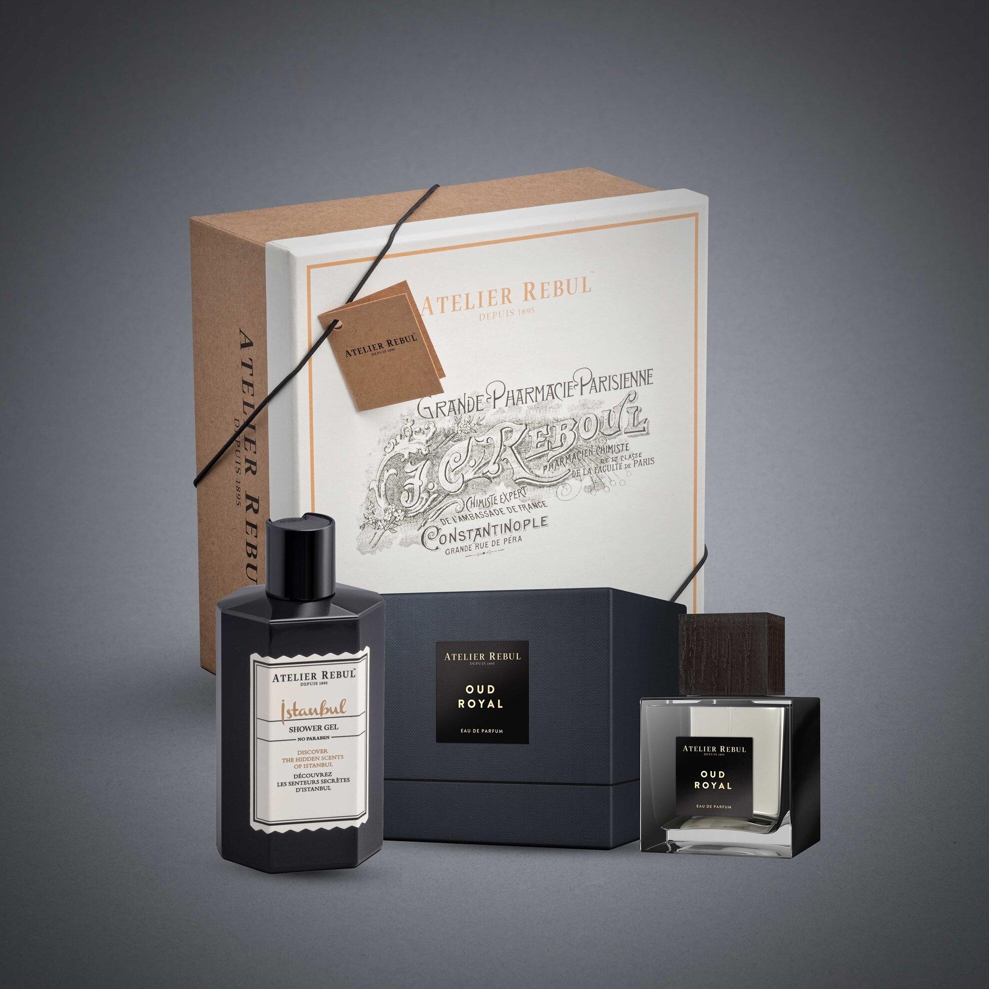Oud Royal Parfüm Seti