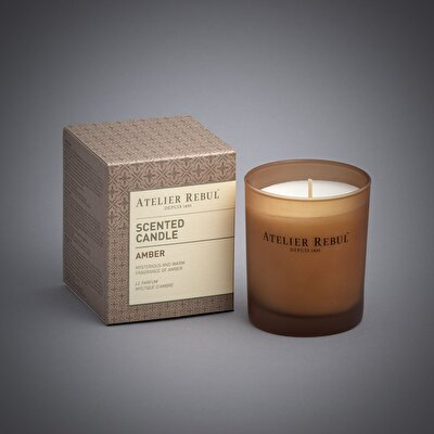 Picture of Amber Scented Candle
