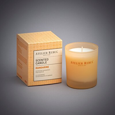 Picture of Mandarine Scented Candle