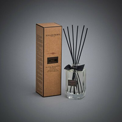 Picture of Saffron Oud Reed Diffuser