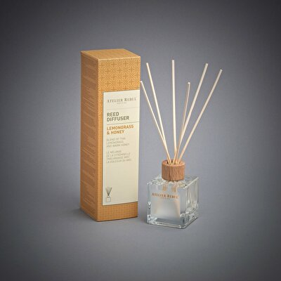Picture of Lemongrass & Honey Reed Diffuser 120ml