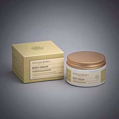 Picture of Verbena & Ginger Body Cream 250 ml