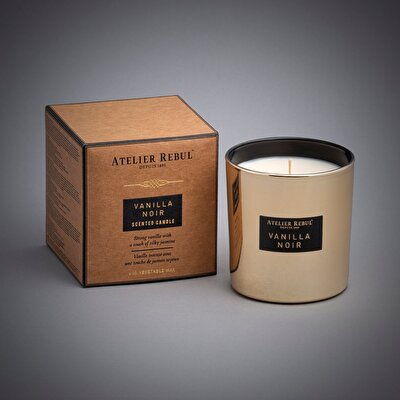 Picture of Vanilla Noir Scented Candle