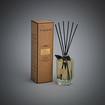 Picture of Hemp Leaves Reed Diffuser 200ml