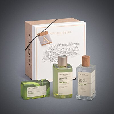 Picture of Green Tea Cologne Set