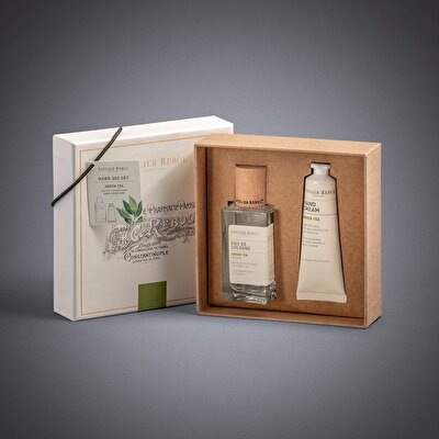 Green Tea Hand SOS Set